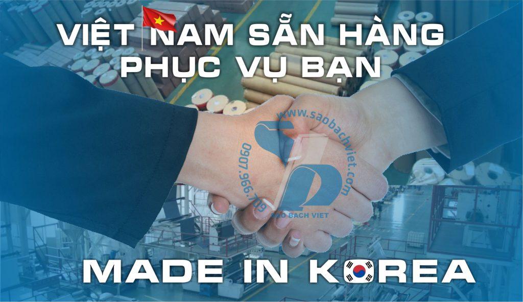 băng keo bảo vệ bề mặt made in korea